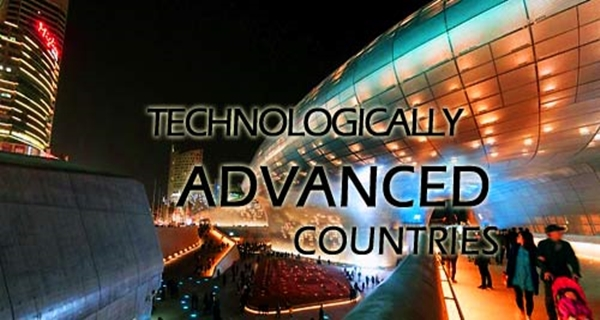 Top 10 Technologically Advanced Countries