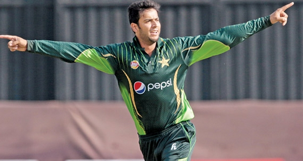 five wickets in T20 Internationals Imad Wasim